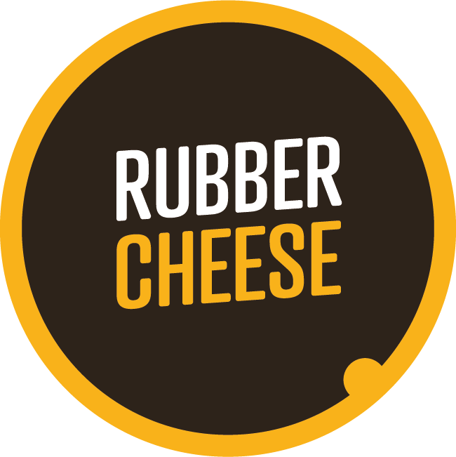 Rubber Cheese logo